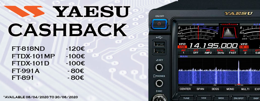 Yaesu CashBack 04-2020