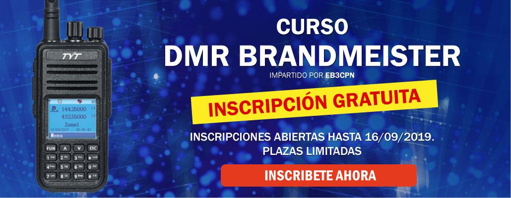Curso DMR 2019