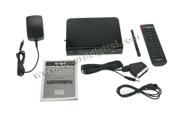 Engel RS 4800HD   1 Mando A Distancia Para El RS 4800HD 1 Extensor IR