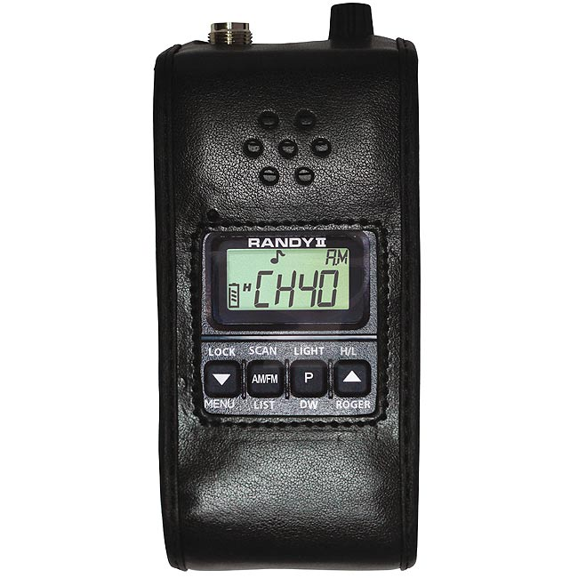 PRESIDENT ACMS307 walkie protection RANDYII Case