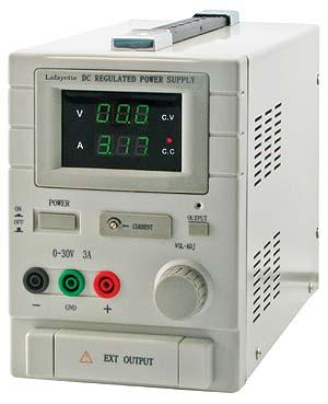 LAFAYETTE AQL3A réglable Alimentation 0-30 volts numérique / 0-3 Amp