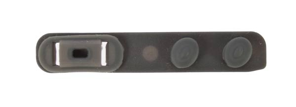KENWOOD K29910813 protective rubber buttons inside PTT, LAMP and MONI, THF7
