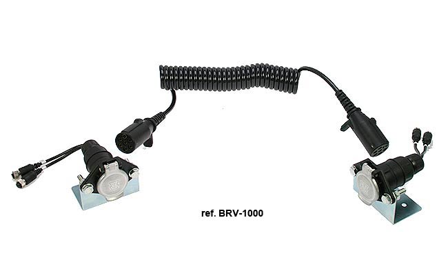 BRV1000 KIT ESPECIAL REMOLQUES INCLUDES BRV-1001-BRV-1002-BRV-1000
