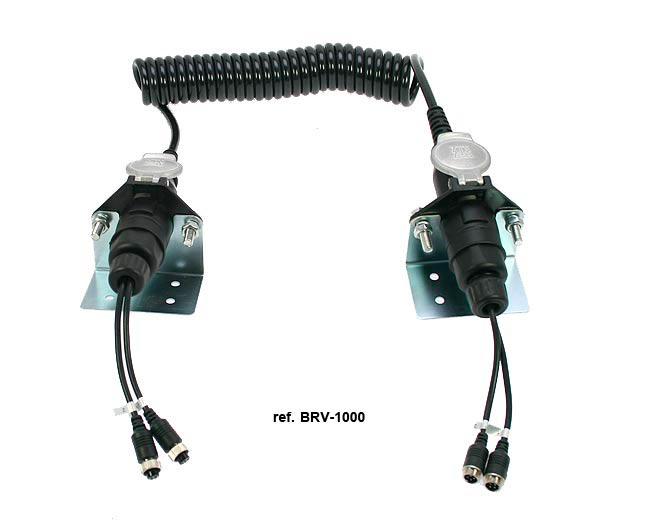 BRV1000 KIT ESPECIAL REMOLQUES INCLUI BRV-1001-BRV-1002-BRV-1000