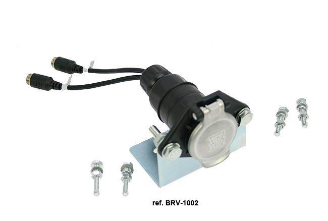 brv1002 conector especial para remolques