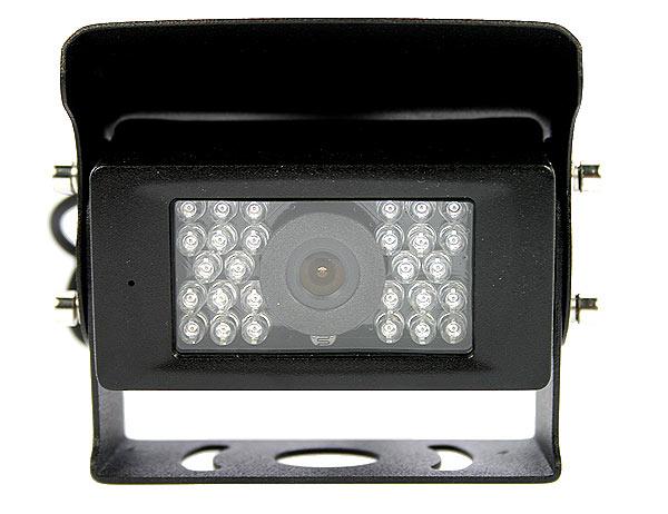 cámara visión trasera con articulacion SHARP.