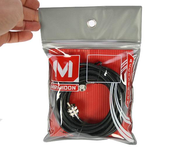 myrmidon cdv55 angle plug connection dv   5.5 m. pl259 male rg58