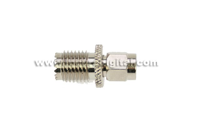 CON1695 Adapter MINI UHF Female to SMA Male