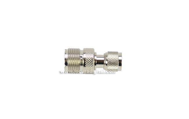 CON1842 MINI UHF mâle à femelle adaptateur PL