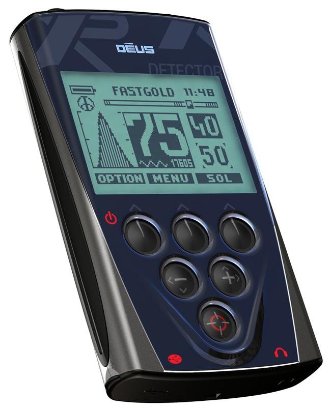 DEUS XP METAL DETECTORS DEUS 4, 8,12,18 KHZ. Detector metales SIN CABLES