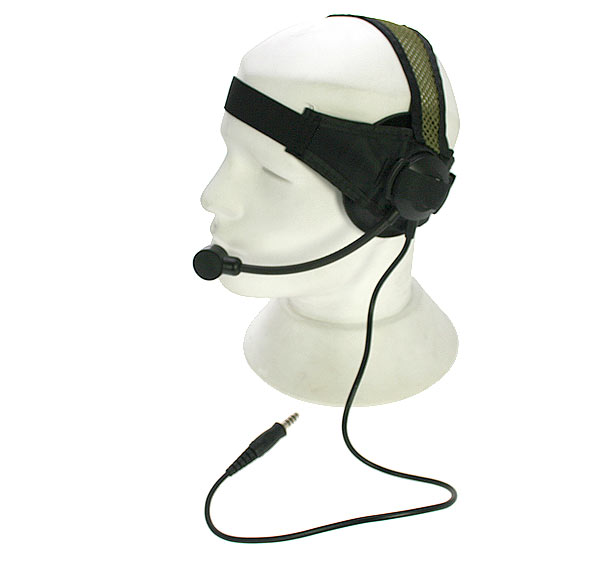 HEL 575 special AIRSOFT Micro Headset