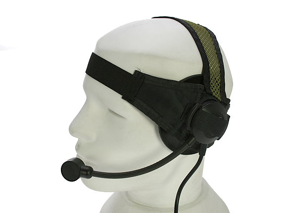 HEL 575 especial Headset Micro AIRSOFT