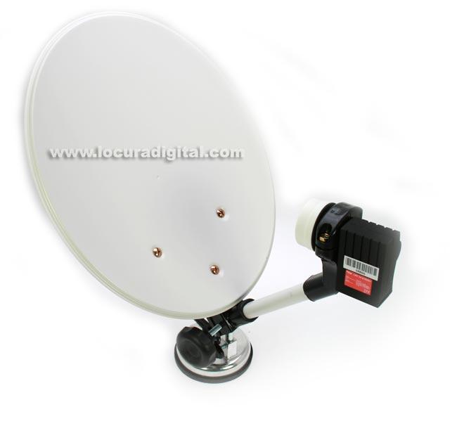 Antena parabolica motorizada precio latest en algunas - Precio antena parabolica ...
