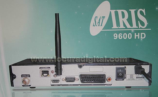 IRIS 9600 HD