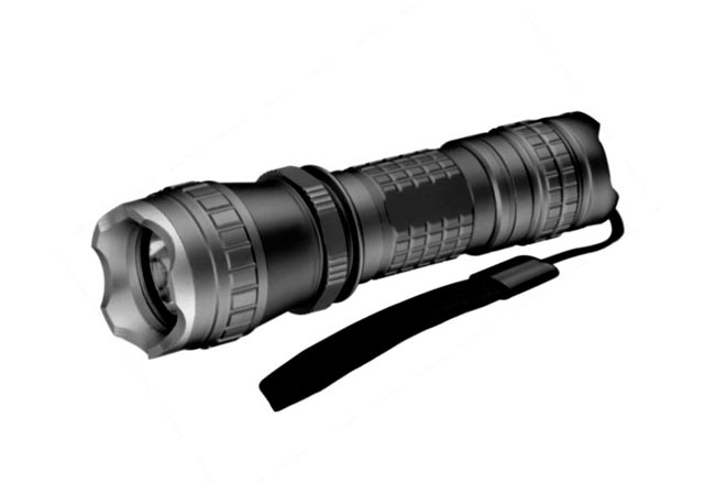 BARRISTER max11 PROFESSIONAL RECHARGEABLE FLASHLIGHT 3 WATT LED LUMEN CREE XPE-R3 180m