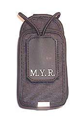 MY178 Universal Pouch  con clip para walkies pequeños