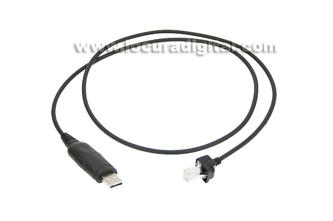 PC51 ANYTONE Cable programación para AT5888UV