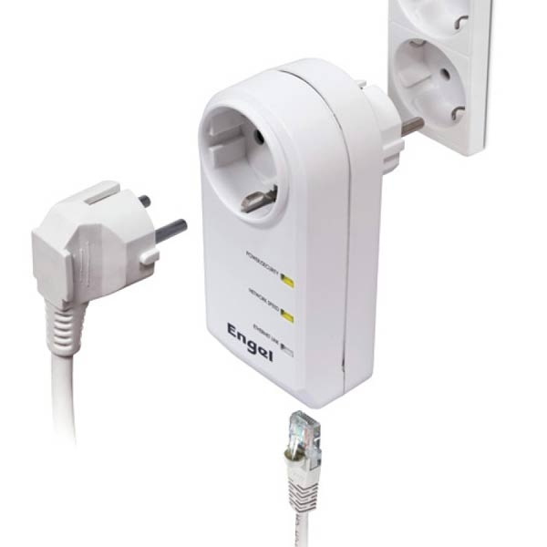 PL-2000 Powerline Internet Adapter
