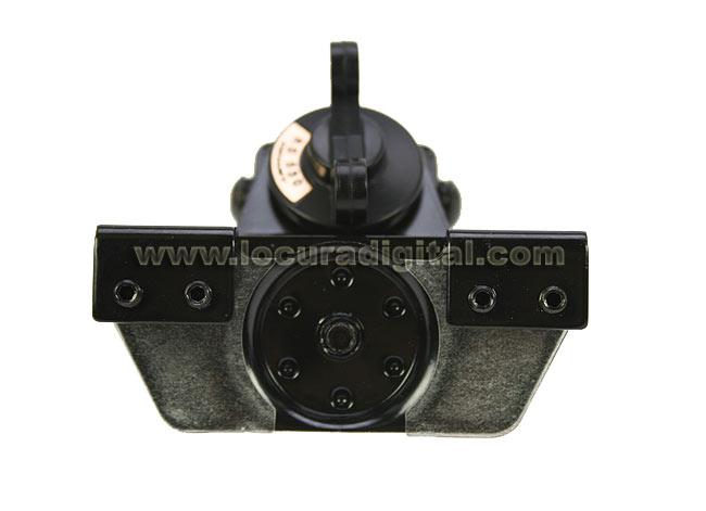 CPMET RS-530 Support universel pour démarrer petit, portail, etc ... Installation sur les antennes de véhicules, multi-joints, COULEUR NOIR