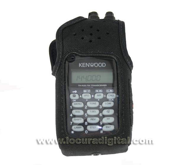 SC56 KENWOOD Funda NYLON para walkies TH-K20 y TH-K40