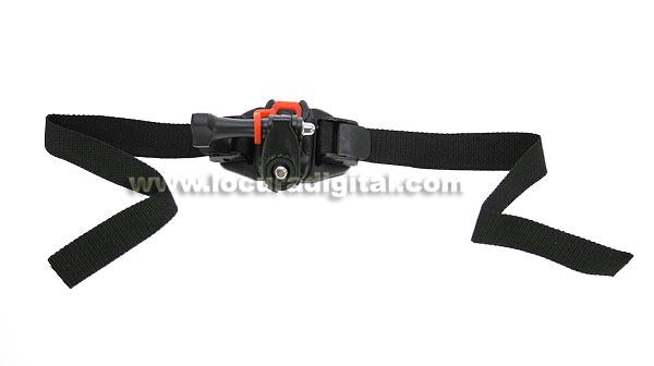 Sport SDA07 soutien de l'ESA caméra casque ventilé AEE SD19