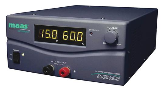 Switch Mode Power Supply 230v / 1-30V, 30 A