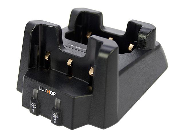 tlc 480 cazuela cargador para walkie luthor tl66-tl740-tl742-tl747-tl22-hammer