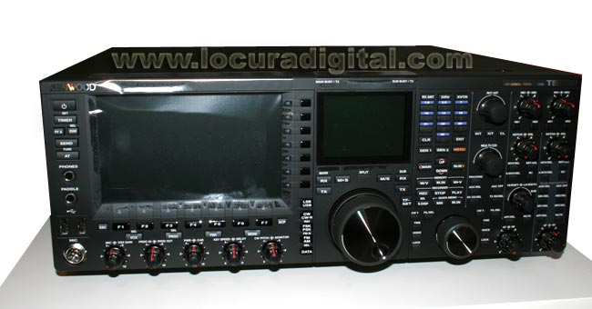 Nuevo Kenwood Ts 990s Emisora De Hf 50 Mhz
