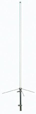 uh2000 hoxin antena monobanda uhf 400-480 mhz. fibra vidrio. long.2,20 mts. n