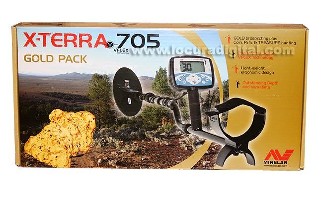 . TERRA X 705 GOLD