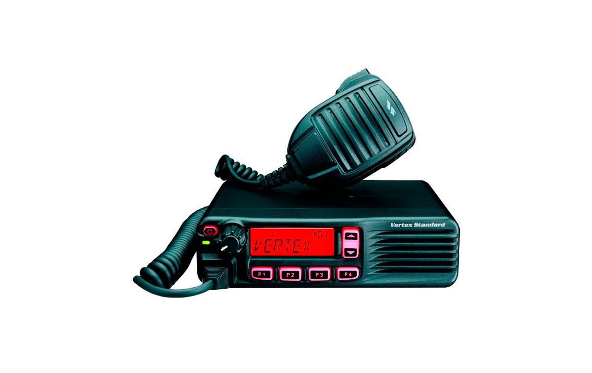 yaesu vx-4600 mobile radio