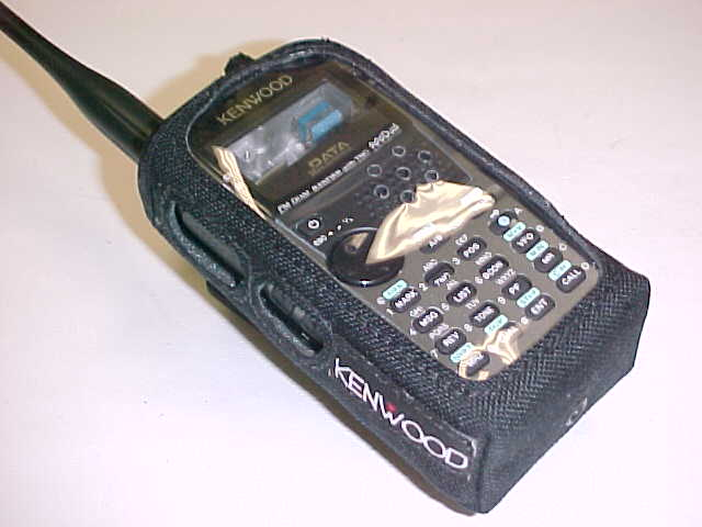 SC55 KENWOOD TH-D72 Caso