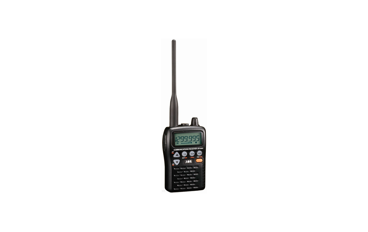AOR -AR-MINI  Escaner 100 kHz - 1300 MHz + REGALO PINGANILLO PIN09 AYS