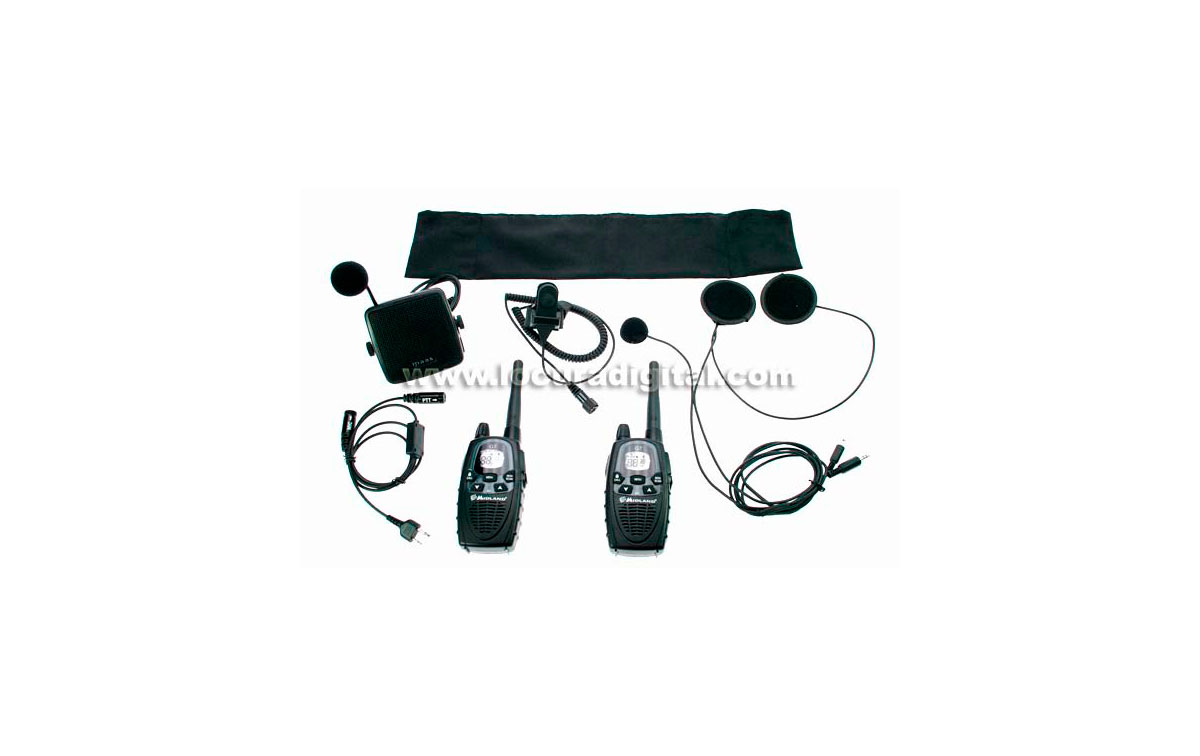 NAUZER ATC-550 Kit completo para autoescuelas