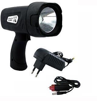TL200R LAFAYETTE linterna alta potencia led CREE 200 lumens, recargable