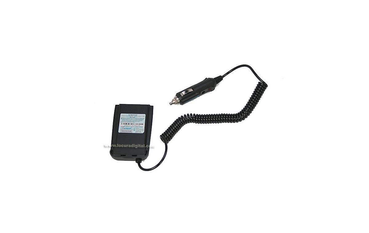 KGELO003 WOUXUN Eliminador bateria mechero KG-UV8D 12-24 volts / 7,95 volts