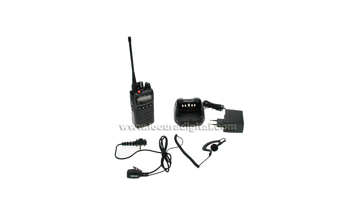 YAESU VX 454- UHF . Walkie profesional de UHF 400- 470 mhz.