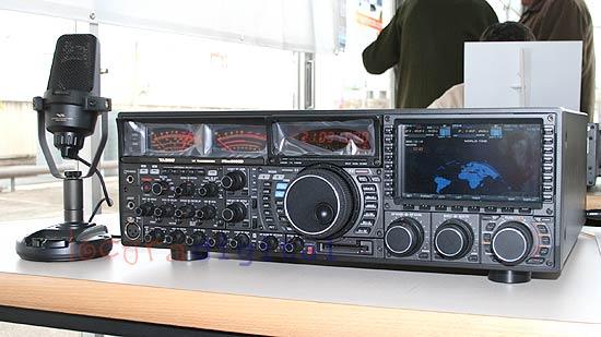 YAESU FTDX9000MP transceiver