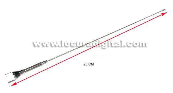 mirmidon kilo-20u. uhf radiant mobile antenna