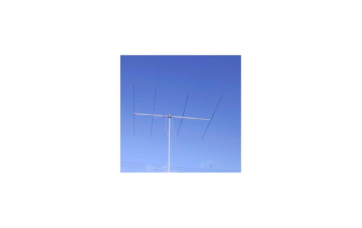 CA-52HB4 COMET ANTENNA. Antena HF de 4 elementos para 6 metros (50 Mhz)