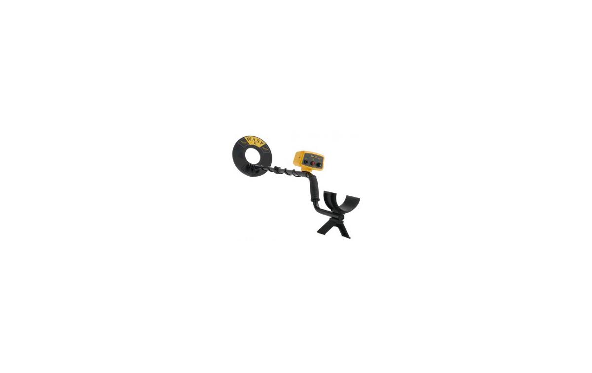 El Detector de metales Viking WASP II ha sido diseñado para detectar los metales más profundos de una manera sencilla y poder localizar así tanto arquetas como tapas.