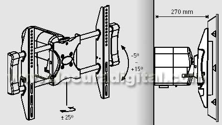 PRO 1 motor axila