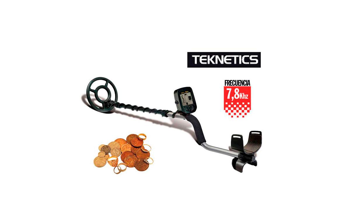 Alpha 2000 - Detector de metales Teknetics.