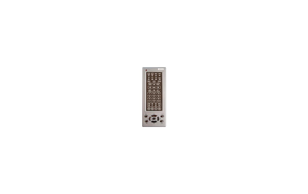 MD 0274E Mando a distancia universal multifunción 8 en 1 TDT - TV1 - TV2 - DVD/CD - VCR - SAT - CABL