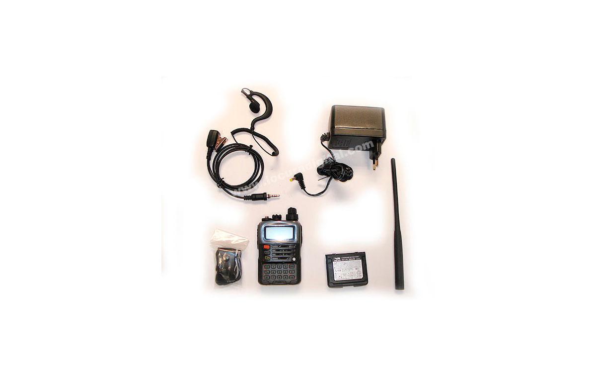 YAESU VX-6E KIT B. Walkie Bibanda VHF/UHF +  !! PINGANILLO PIN29 VX7 DE REGALO !!