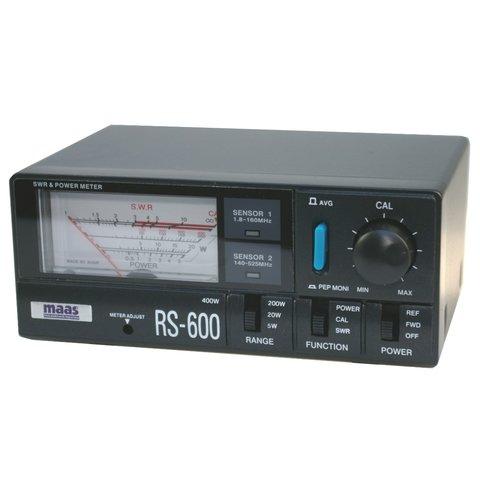 RS600 Meter R.O.E.