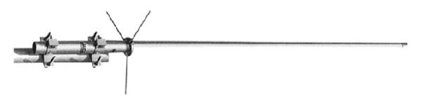 ANTENA COMET GP-1