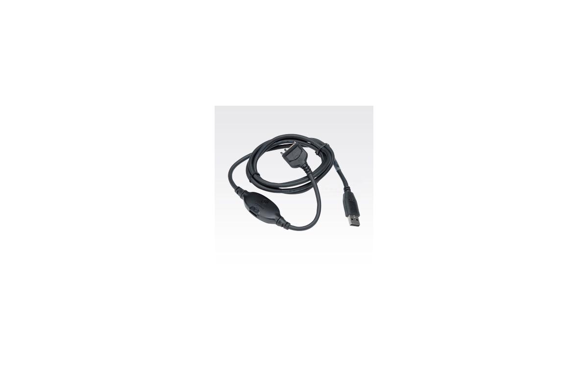 PMKN4026 Cable de datos, conexión usb para programar MOTOROLA MTP850