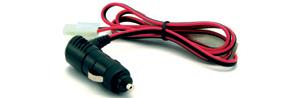 CLP2CB LAFAYETTE Cable alilmentación 2 pins para emisoras CB,conexión mechero