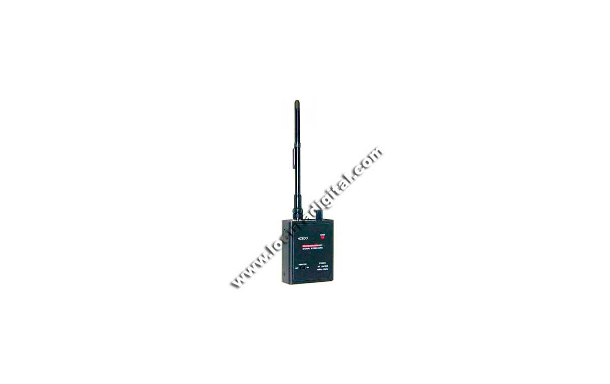 FC6003MKII ACECO Localizador de transmisores o dispositivos emisores de 1 Mhz a 6 Ghz